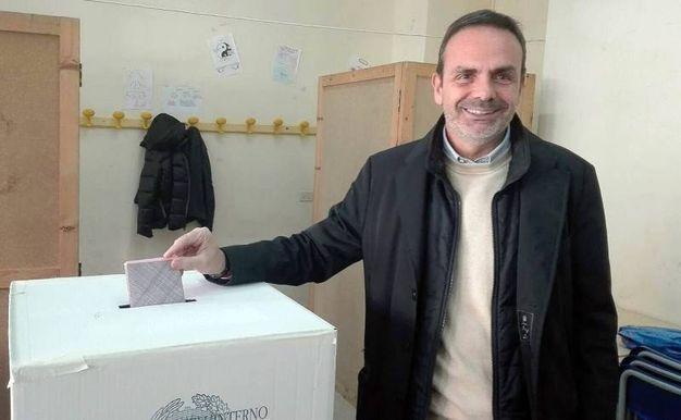 Il presidente della Regione Molise, Paolo di Laura Frattura (Ansa)