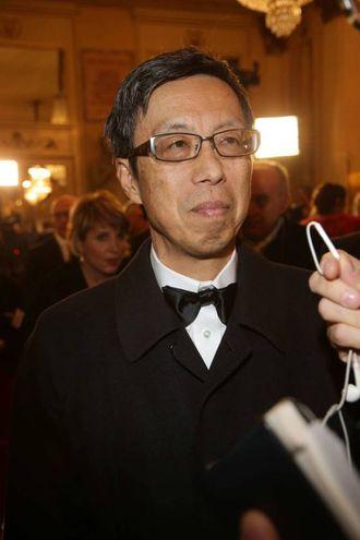 L'ambasciatore del Giappone (Olycom)