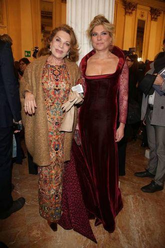 Gigliola e Raffaella Curiel (Olycom)