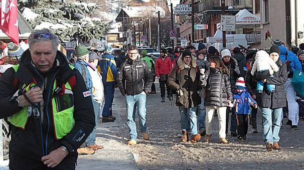 Bormio è considerata la patria del turismo invernale (National Press)