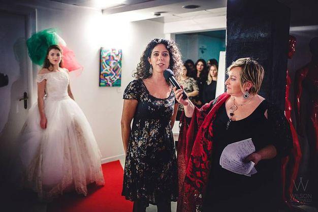 Sfilata Italia-Uzbekistan: le creazioni di Michela Ricci, ecco la stilista intervistata