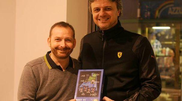 Lorenzo Cavalli  e Paolo Tranchina