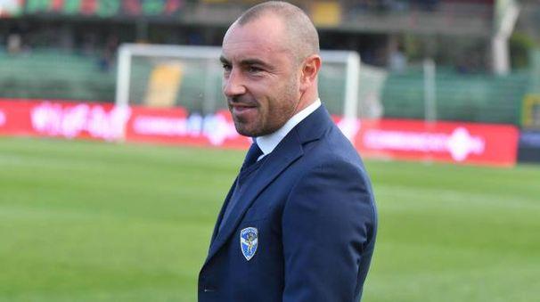 Cristian Brocchi, allenatore del Brescia