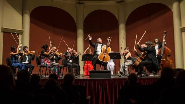I Solisti di Pavia diretti da Enrico Dindo