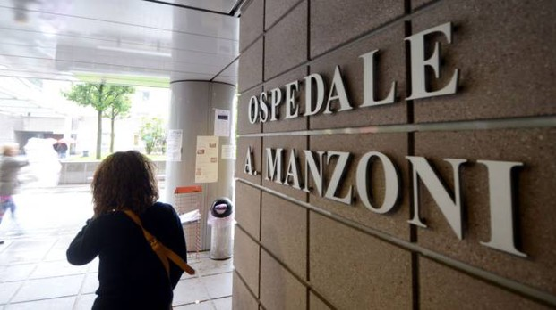 L'ospedale Manzoni di Lecco