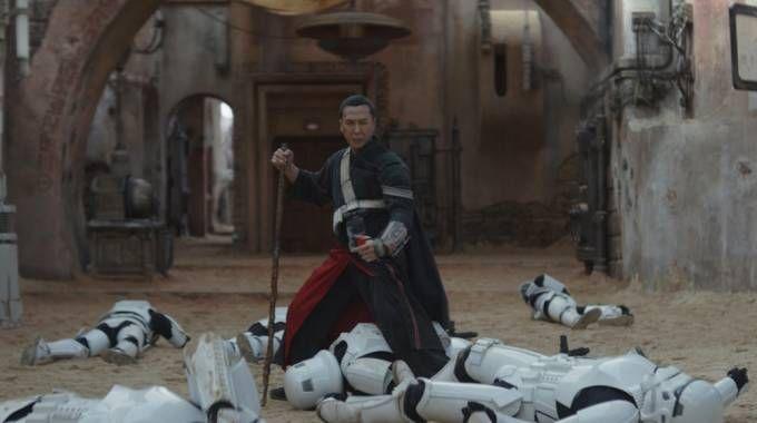 Una scena del film – Foto: Lucasfilm