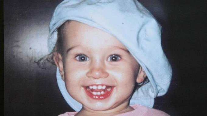 La piccola Matilda Borin (Ansa)