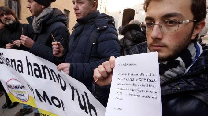 Un momento della manifestazione (Foto Lazzeroni)