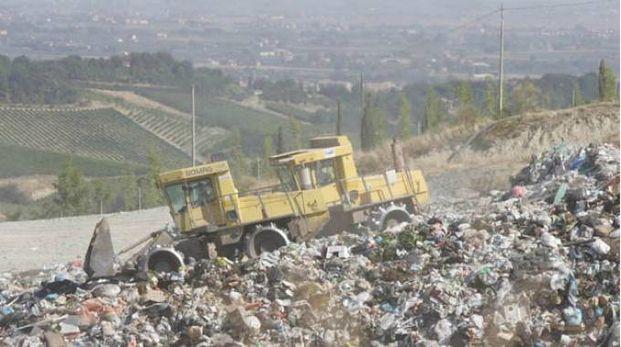 La discarica di rifiuti non pericolosi Herambiente SpA, in Località Tre Monti (Imola)