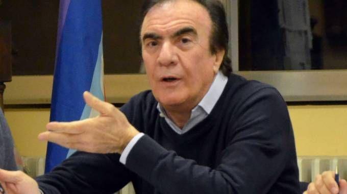 Il presidente Gianmario Molinari, 67 anni (Gazzola)