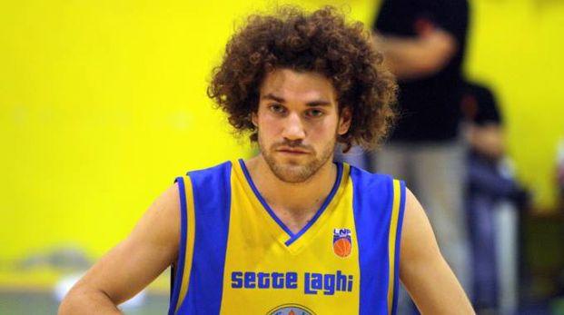 Federico Passerini, play del 7 Laghi Gazzada