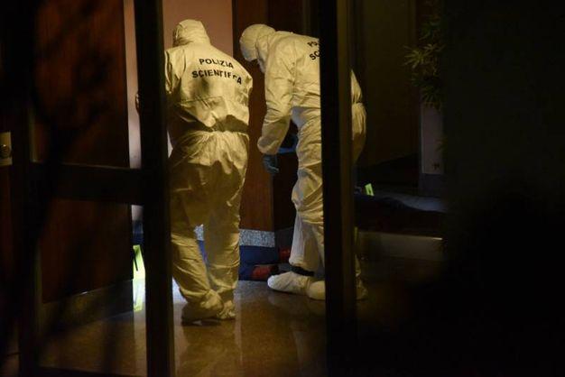Il delitto nel pianerottolo del condominio