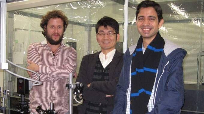 Arriva il super-computer di diamanti: l'idea di un 'cervello in fuga' al contrario