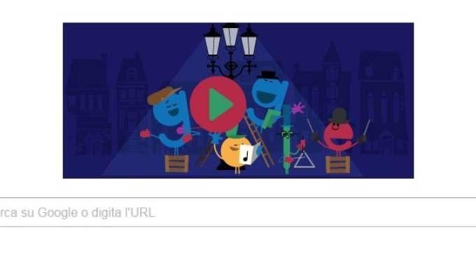 buone feste gli auguri di google nel doodle della vigilia