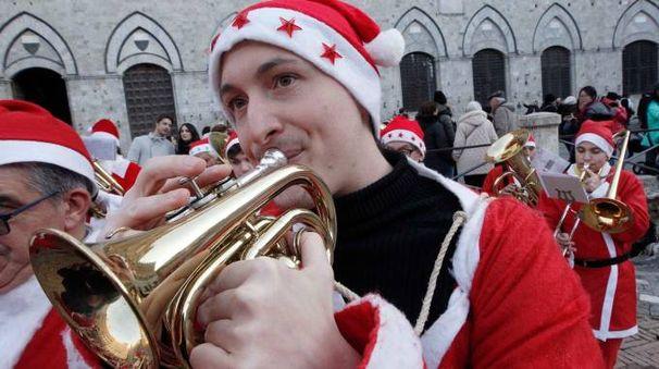 Natale a Siena (foto Lazzeroni)