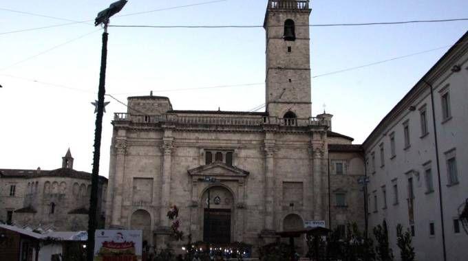 Il Duomo chiuso