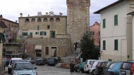 L'abitato di Istia d'Ombrone