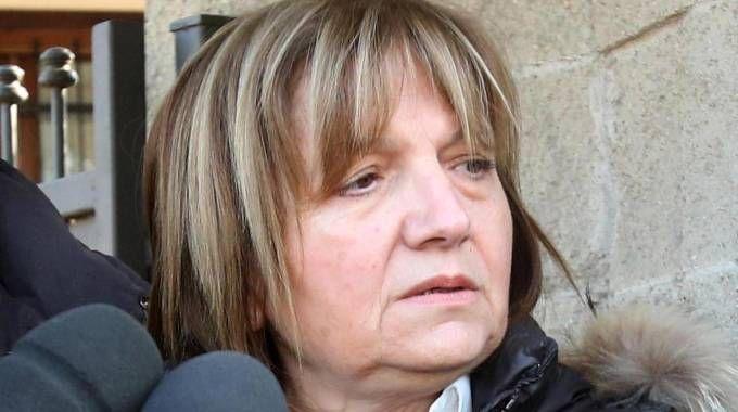 Garlasco, Rita Poggi: madre di Chiara (Ansa)