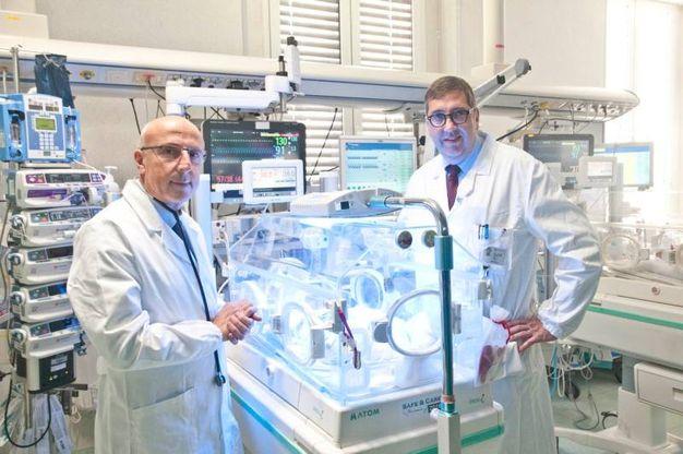 Policlinico, nato bimbo di 700 grammi