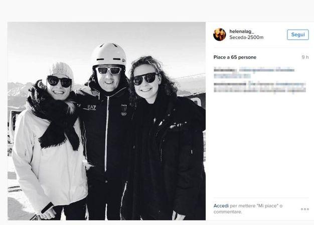 Matteo Renzi (Ansa/Instagram)