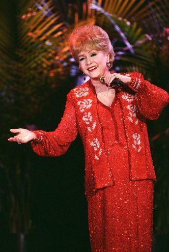 "Morta Debbie Reynolds, attrice star di ""Singin in the rain"" (Ansa)"