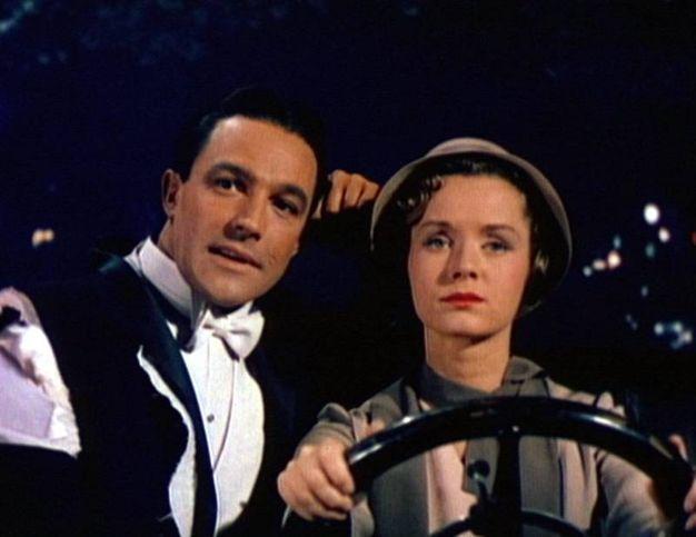 Gene Kelly e Debbie Reynolds (Olycom)