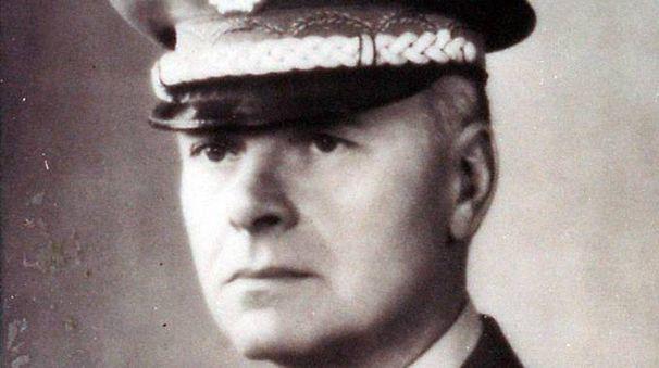 Il generale Enrico Galvaligi