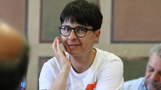 L'assessore al sociale del Comune di Pisa,  Sandra Capuzzi