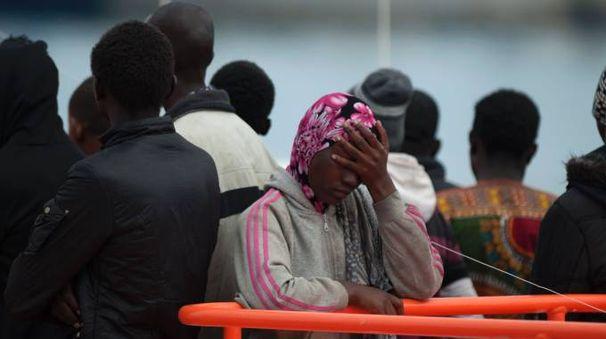 Alcuni migranti provenienti dall'Africa (afp)