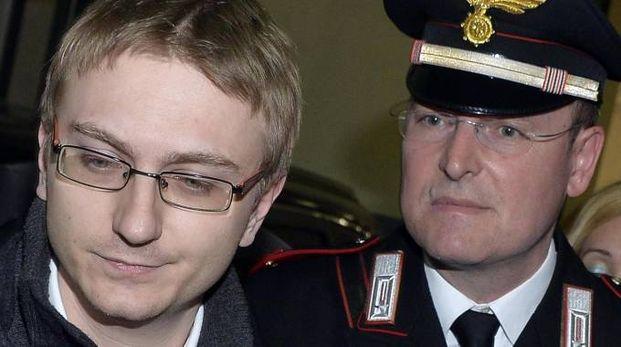 Alberto Stasi ex fidanzato di Chiara Poggi la studentessa uccisa nel 2007 è stato condannato a 16 anni