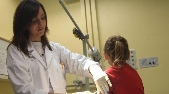 Assalto agli ambulatori per le vaccinazioni (foto d'archivio)