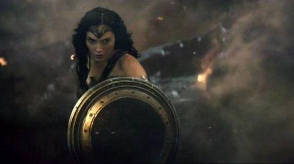 Wonder Woman, interpretata da Gal Gadot