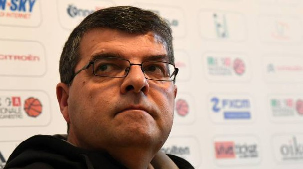 Alessandro Ramagli, coach Virtus (Foto Schicchi)