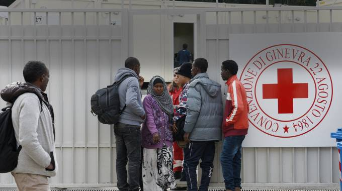 Emergenza freddo tra i migranti
