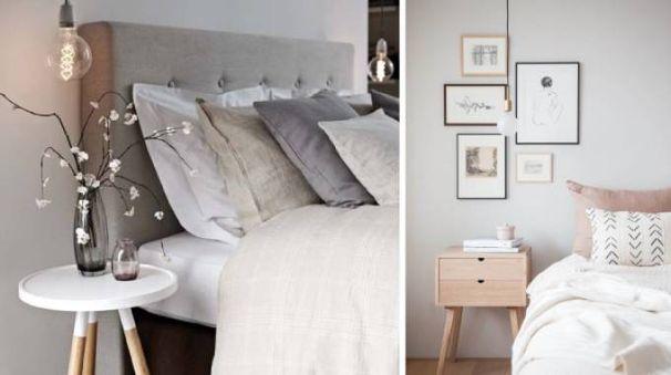 Camera da letto lampade a sospensione sul comodino for Lampade per comodini camera da letto