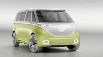 I.D. Buzz, il primo minivan elettrico Volkswagen - (Foto: Volkswagen)