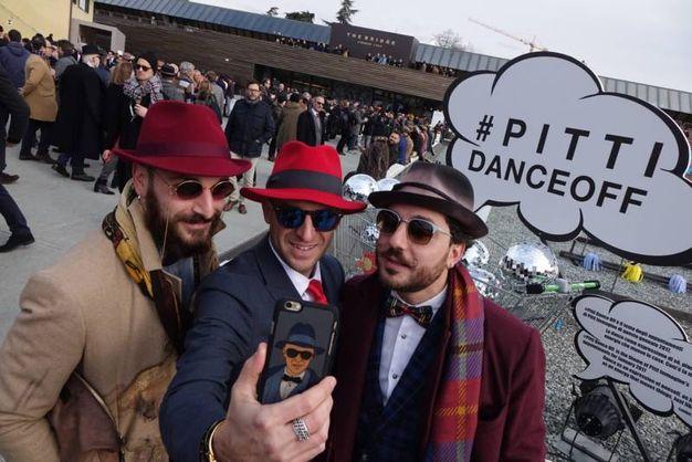 Pitti Immagine Uomo (foto Gianluca Moggi/New Pressphoto)
