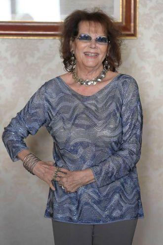 Claudia Cardinale, new entry de 'Il bello delle donne' (LaPresse)