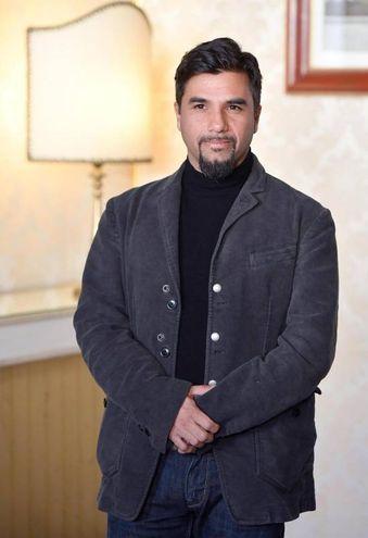 Il regista Eros Puglielli (Ansa)