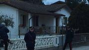 Pontelangorino, la villetta dove sono stati trovati i due corpi (foto Businesspress)