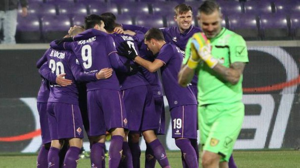 Coppa Italia, Fiorentina-Chievo 1-0 (Germogli)