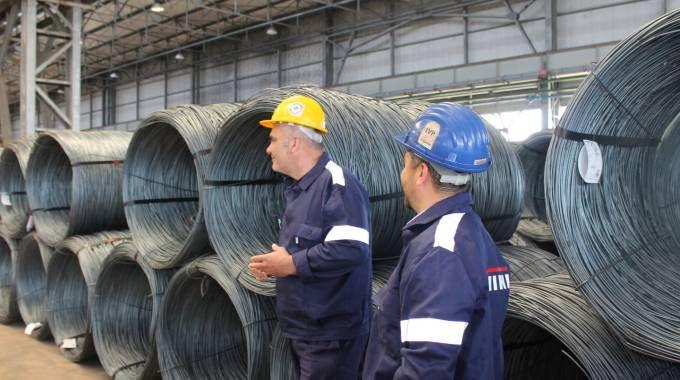 Attesa per i nuovi impianti alle Acciaierie di Piombino