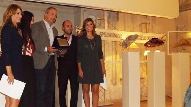 """Alessio Marzi riceve il premio """"Gioconda"""""""