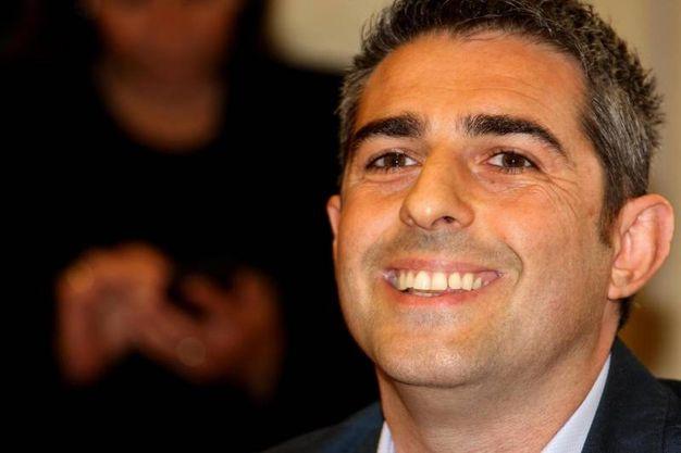 3a posizione: Federico Pizzarotti, sindaco di Parma (Ansa)