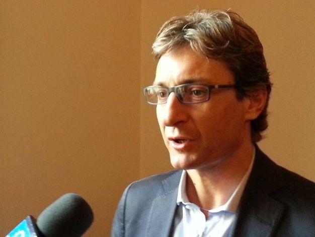 30a posizione: Andrea Gnassi, sindaco di Rimini (Dire)