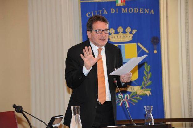 56a posizione: Gian Carlo Muzzarelli, sindaco di Modena (FotoFiocchi)