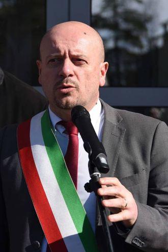 63a posizione: Davide Drei, sindaco di Forlì (Fantini)
