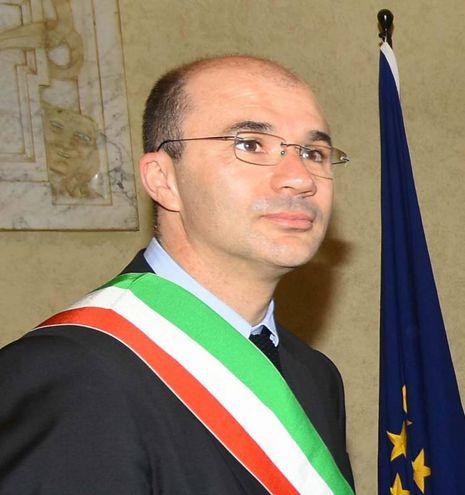 67a posizione: Luca Vecchi, sindaco di Reggio Emilia (Artioli)