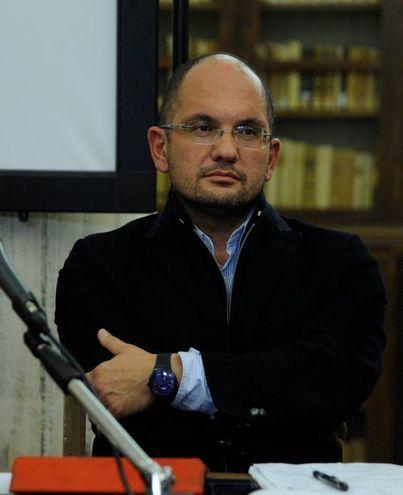 26a posizione: Guido Castelli, sindaco di Ascoli Piceno (Calavita)