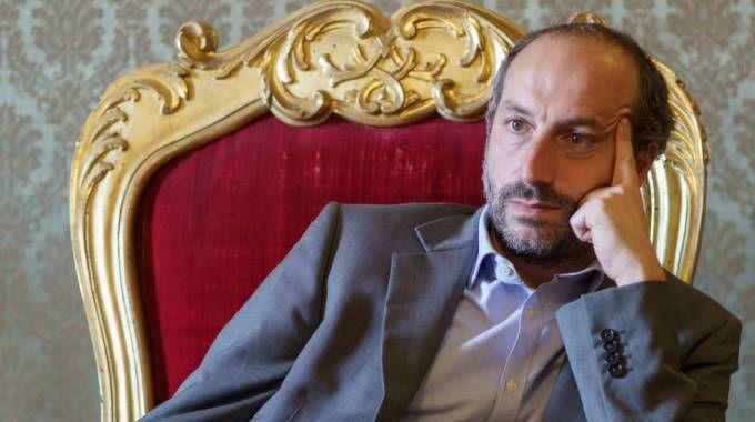 Il sindaco di Fermo, Paolo Calcinaro (foto Zeppilli)
